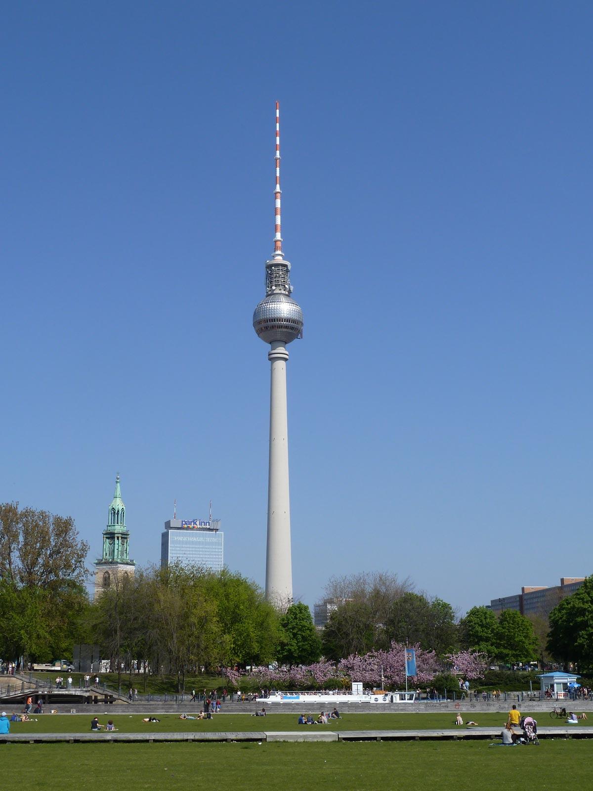 Funkturm Alexanderplatz