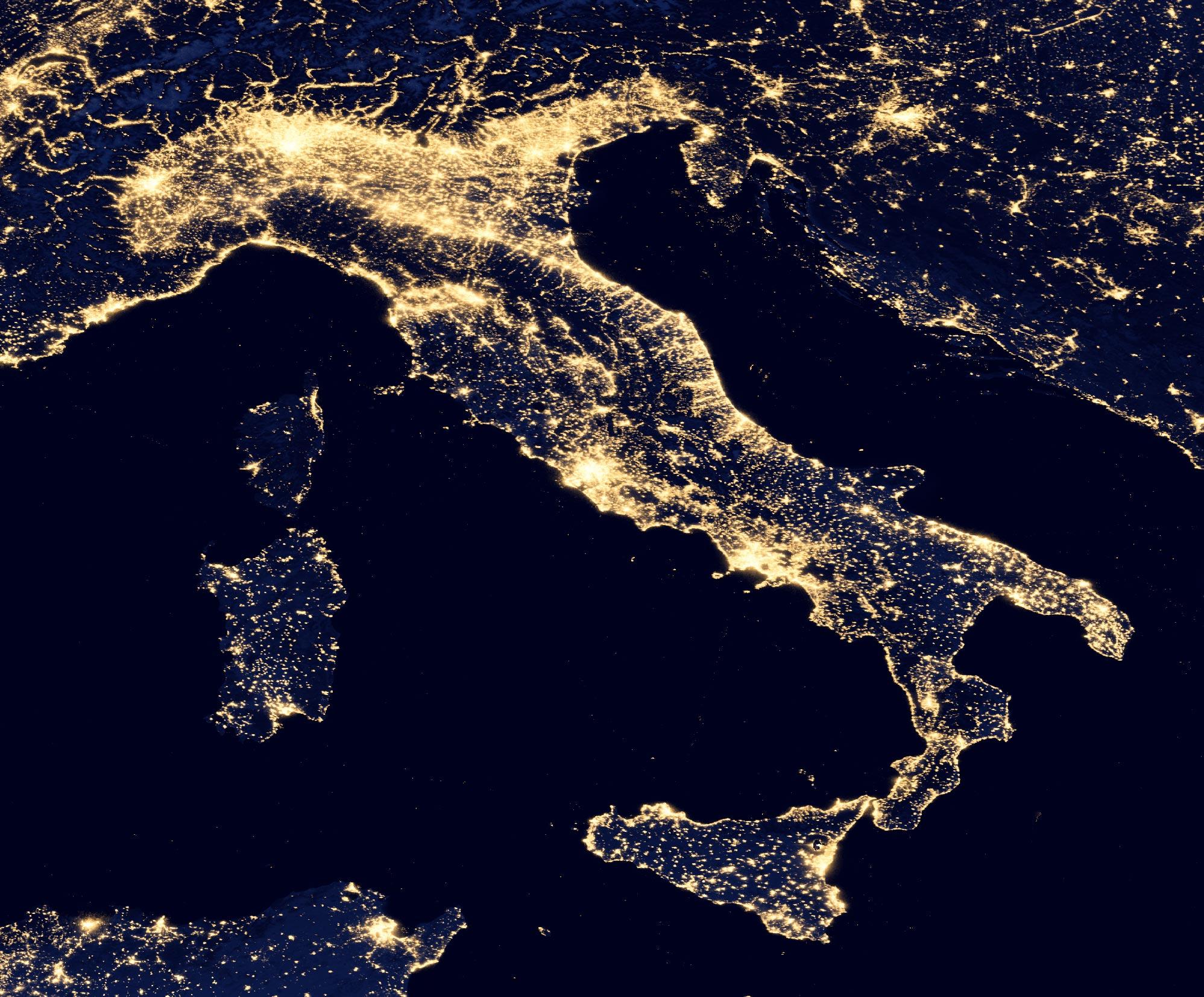 La terra fotografata dallo spazio 6
