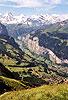Lauterbrunnental - Schweiz
