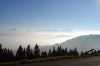 Nebelmeer im Rheintal