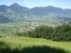 Blick auf Toggenburg - Schweiz