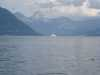 Schiff auf dem Vierwaldstättersee - Schweiz