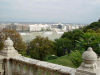 Blick vom Burgviertel - Budapest - Ungarn