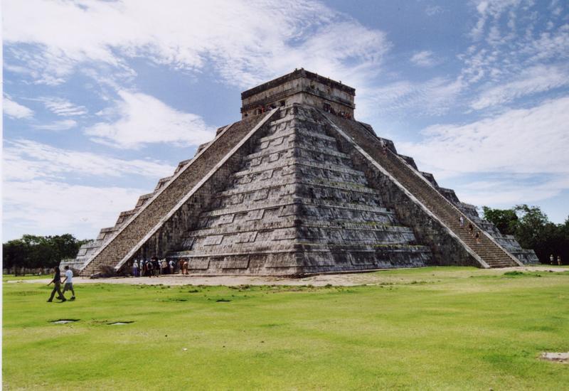 Tempel Mexiko