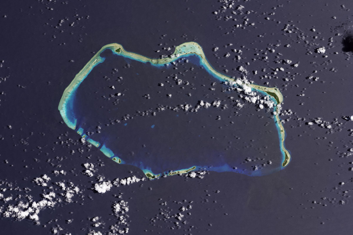 Marshall Islands Atoll Maps