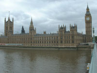 Big Ben und House of Parliament